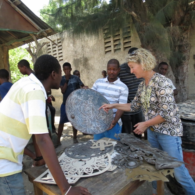 casey-in-action-haiti-fair-trade-metal-art.jpg